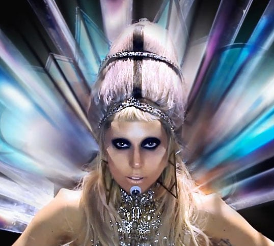 """Lady Gaga's New """"Born This Way"""" Video: All the Beauty Looks 2011-02-28 21:18:36"""