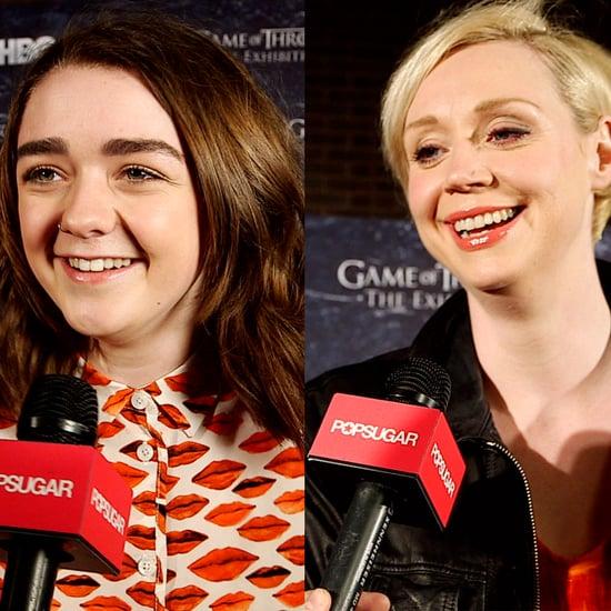 Game of Thrones Cast Interviews at SXSW on POPSUGAR Live