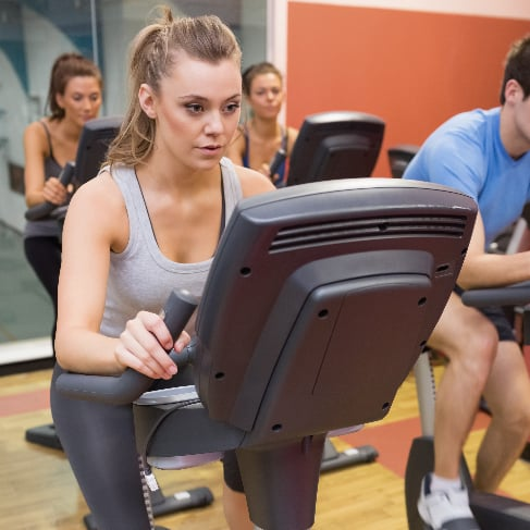 How to Burn Calories on a Stationary Bike