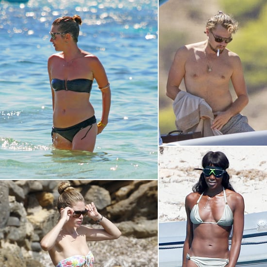 Is Every Celebrity Vacationing in Spain This Summer?
