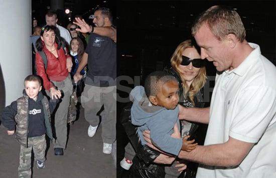 Madonna & Co Hit LA