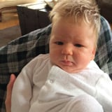 This Impossibly Cute British Baby Looks Exactly Like Gordon Ramsay