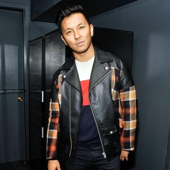 Prabal Gurung's Fashion Week Interview Fall 2014
