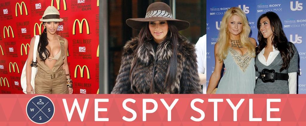 Fashion Flashback: Kim Kardashian's Craziest Looks Ever