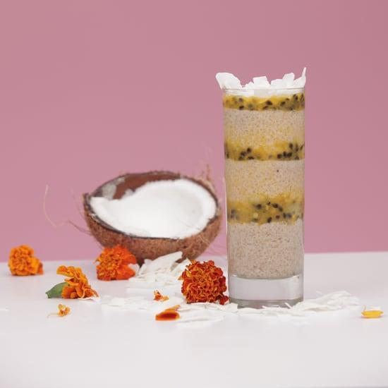 Quinoa Vanilla Pudding Recipe