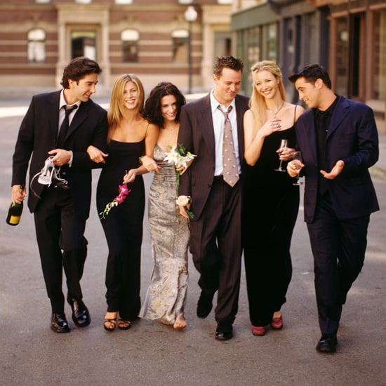Friends TV Show Articles