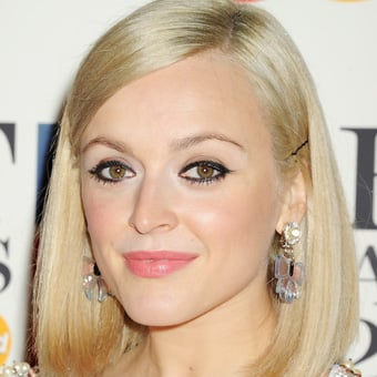 Fearne Cotton at the 2012 BRIT Awards