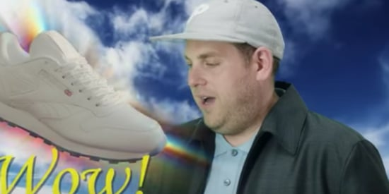 Jonah Hill Hilariously Flexes Bad Acting Chops In WTF Sneaker Ad