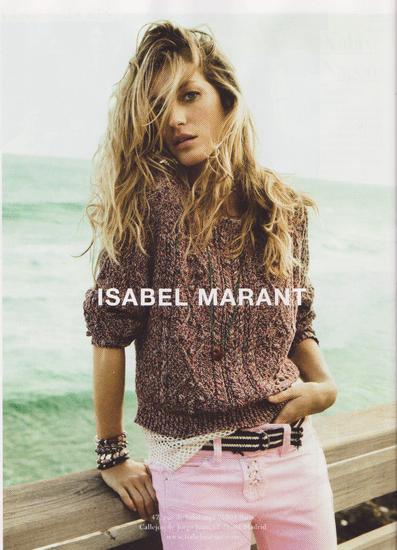 Photos of Chanel, Isabel Marant, Balenciaga, Fendi, Diane von Furstenberg, Donna Karan Spring 2011 Ad Campaigns