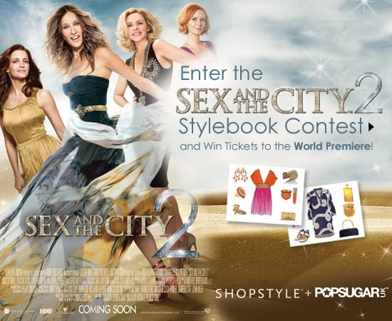 OMG! Win Tickets To The Sex and the City 2 Premiere in London