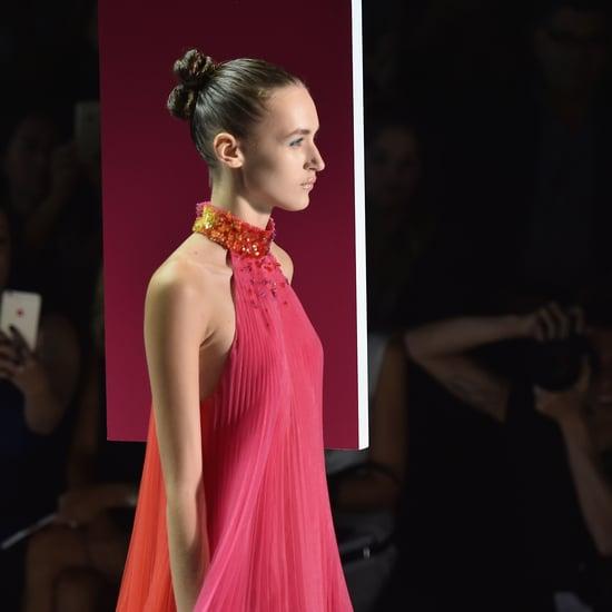 Monique Lhuillier Ditches Big Ballgowns For Spring
