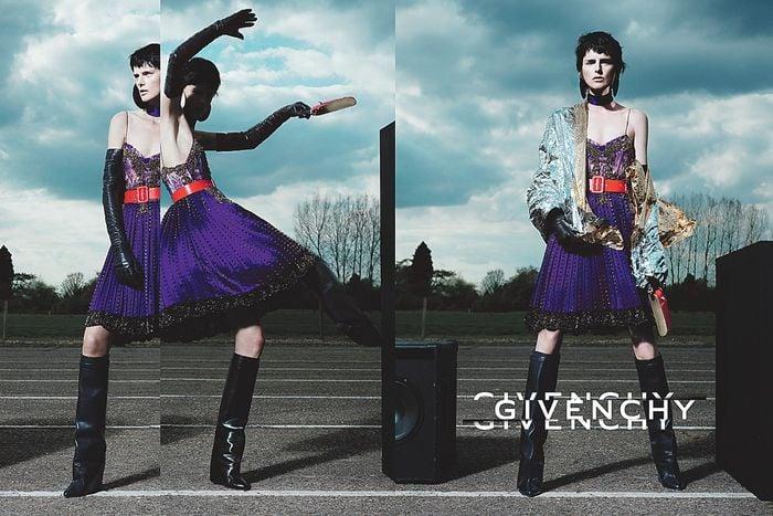 Givenchy Fall 2012 Ad Campaign