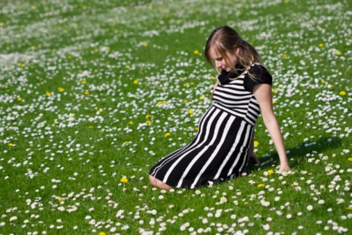 Hilary Mantel on Teenage Pregnancy