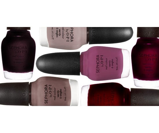 Sephora by OPI Autumn and Eve Collection