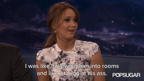 When She Admitted to Creeping on John Stamos