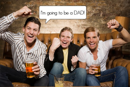 Dadchelor Baby Showers For Men