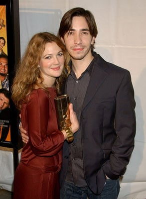Drew Barrymore and Justin Long Break Up