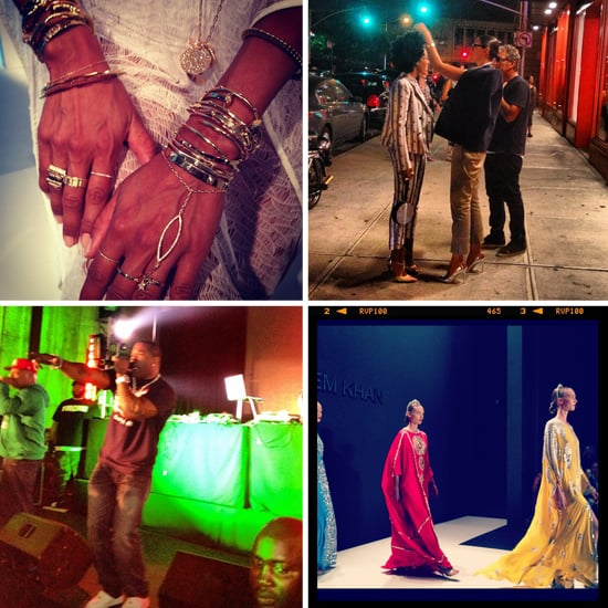 Instagram Fashion Pictures Week of September 14, 2012