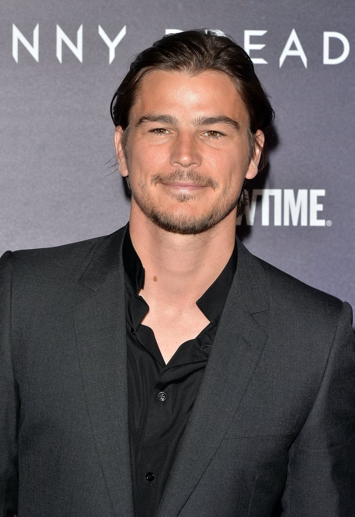 Josh Hartnett Has Returned, and He's Just as Hot as He Used to Be