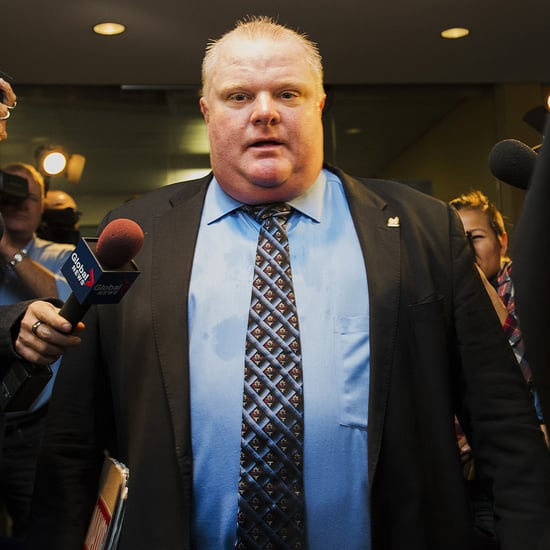 Rob Ford Enters Rehab