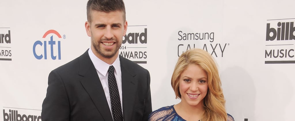 Shakira's New Pictures of Her Baby Boy Are Aww-Inducing