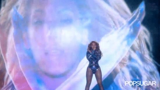 When There Were Two Beyoncés Doing the Same Thing, and One of Them Was Giant