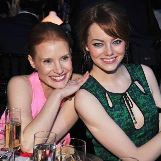 2012 Critics' Choice Awards Celebrity Audience Pictures