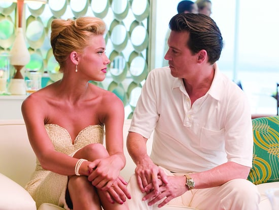 Rum Diary Flashback: Where Johnny Depp and Amber Heard First Met