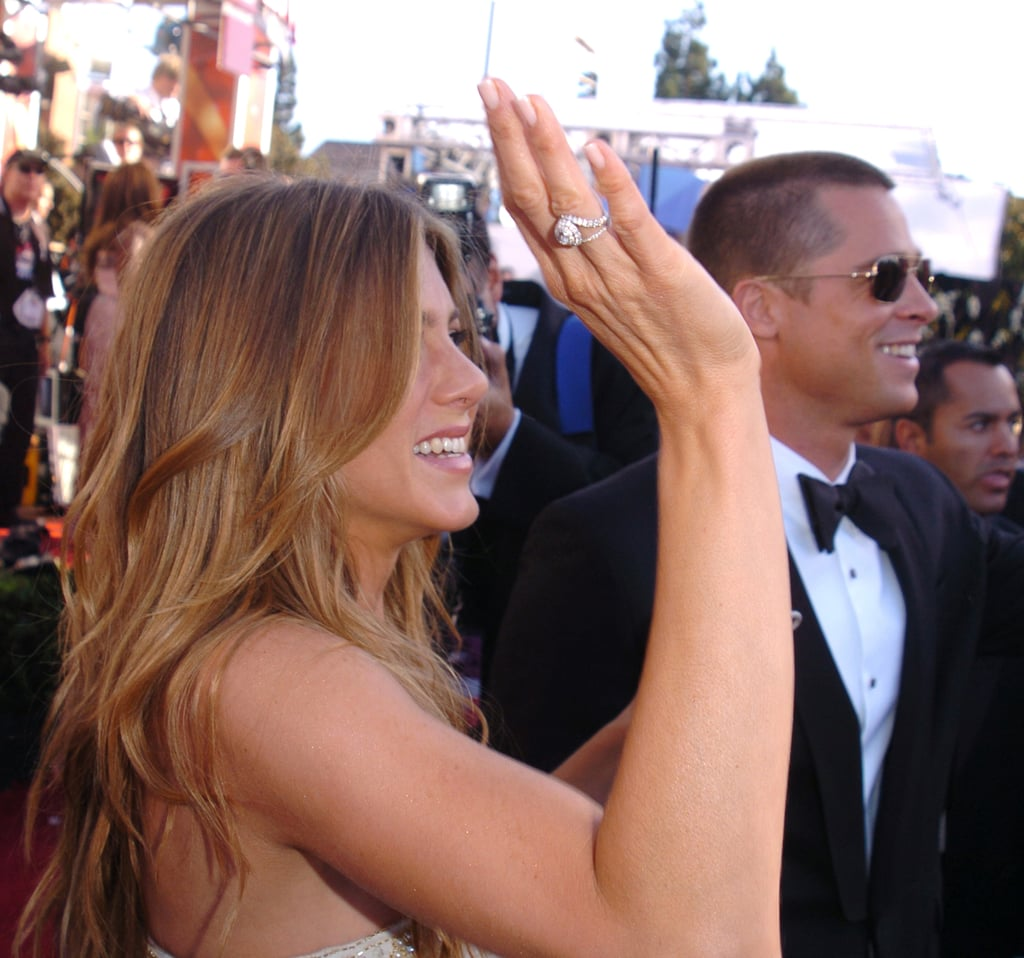 He Designed Jennifer Aniston's Engagement Ring