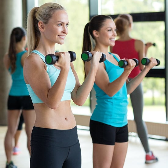 Do Arm Exercises In Workout Class Count As Strength Training?