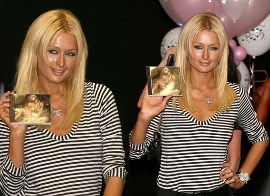 Paris' Album Makes Her Weep