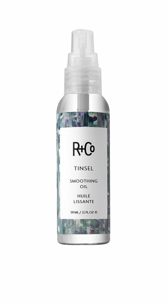 R+Co Tinsel Smoothing Oil ($24)