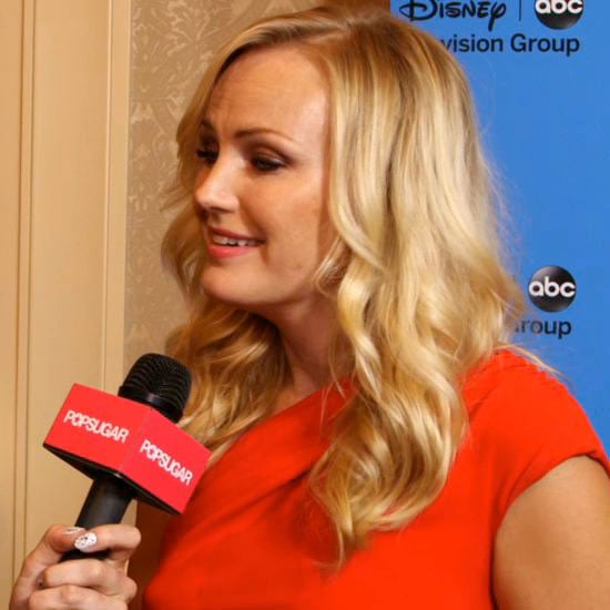 "Malin Akerman Says Her Trophy Wife Isn't the Type to ""Look Pretty and Hush Up"""