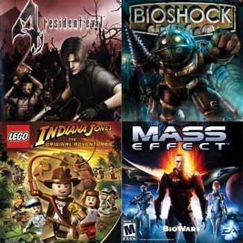 Action Adventure/Fighting Games