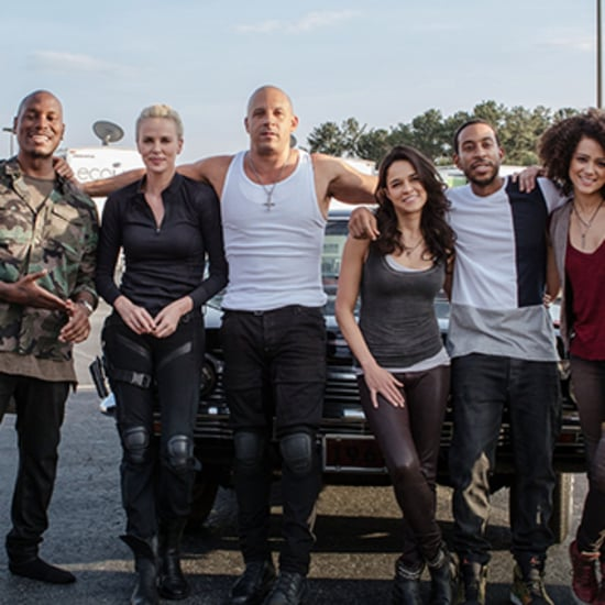 Fast 8 Cast Facebook Post August 2016