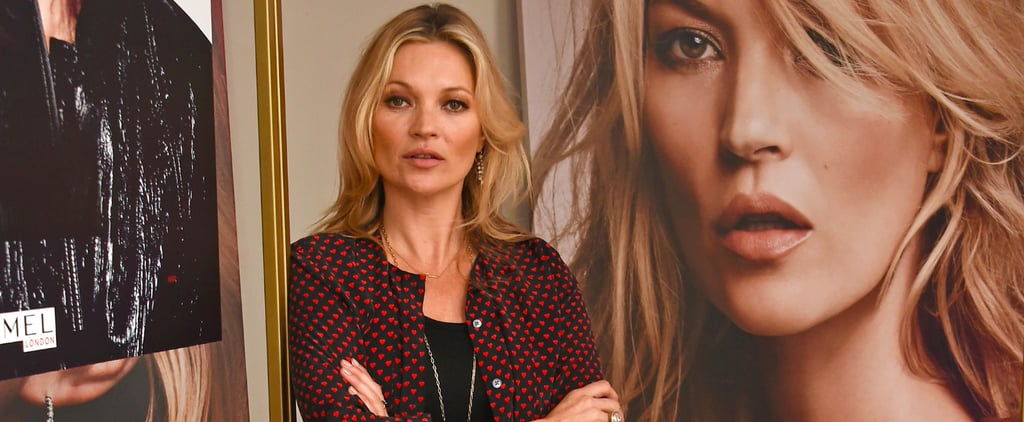 11 Things You May Not Have Known About Kate Moss