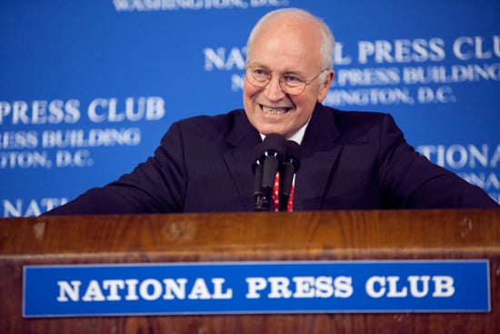 Dick Cheney: Totally Pro Gay Marriage