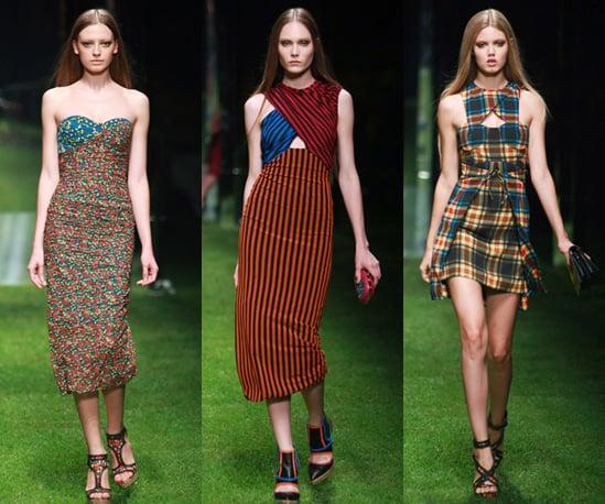 Photos of Versus by Versace Spring 2011 at Milan Fashion Week