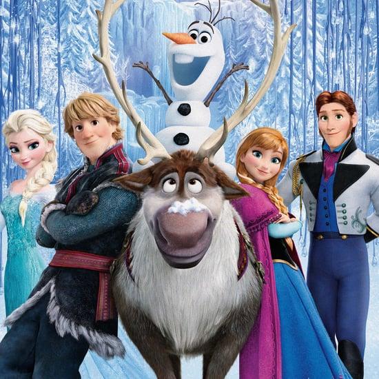 Disney Restricts Purchases of Frozen Merchandise