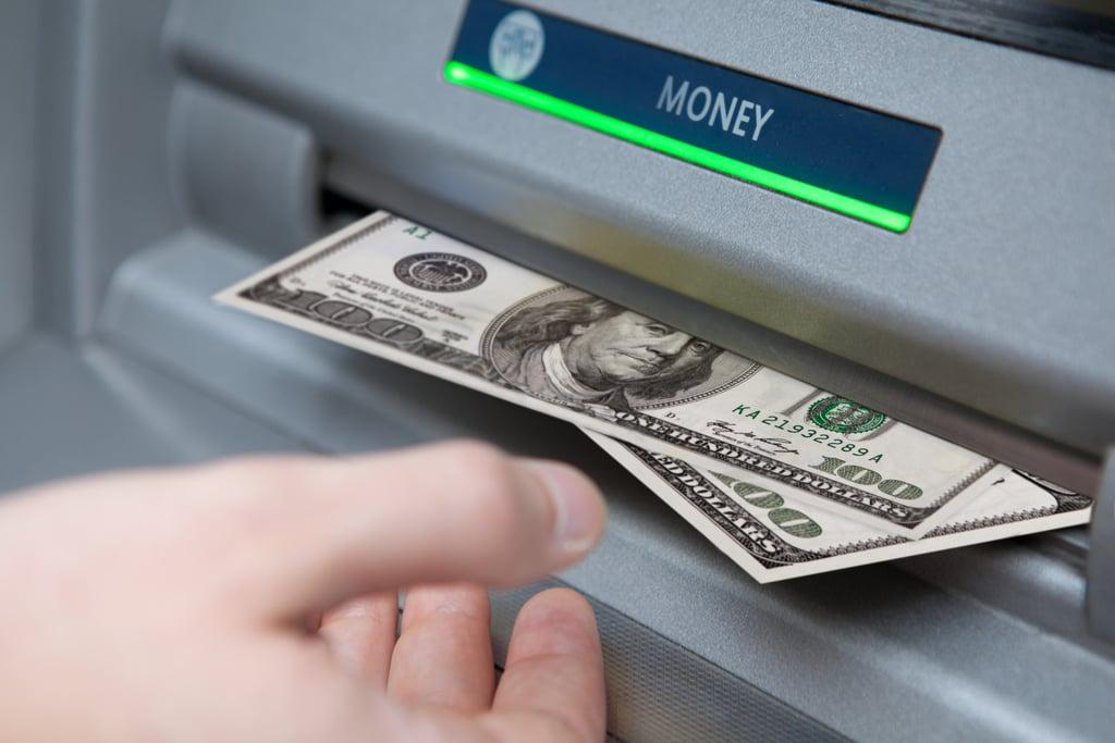 Take Out Cash