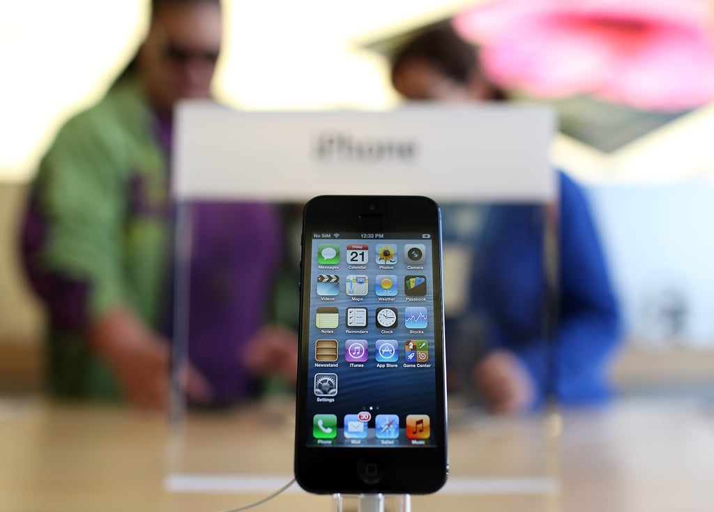 The Arrival of the iPhone 5 (Finally)