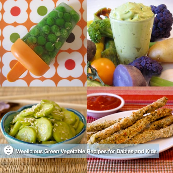 Weelicious Green Vegetable Recipes For Kids