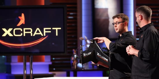 These 'Shark Tank' entrepreneurs got a deal with all 5 investors for $1.5 million