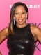 Regina King's bold liner and ombré hair were both edgy and sophisticated.