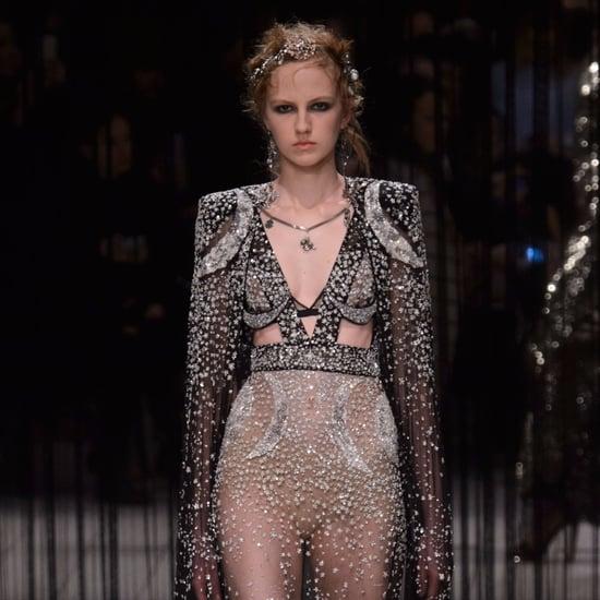 Alexander McQueen Autumn/Winter 2016 at London Fashion Week