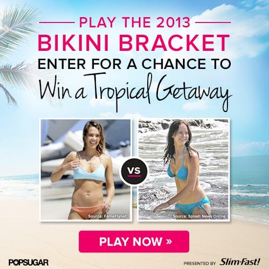 Bikini Bracket Contest