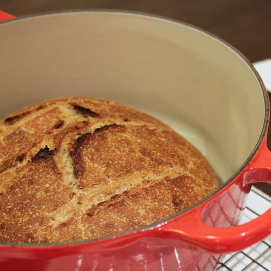 Sourdough Wheat Bread Recipe