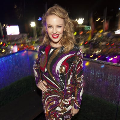 Kylie Minogue 2012 Sydney Gay and Lesbian Mardi Gras Pictures