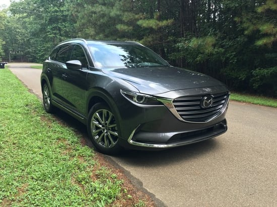 2016 Mazda CX-9: What's the Big Deal?