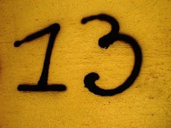 Origin of Friday the 13th